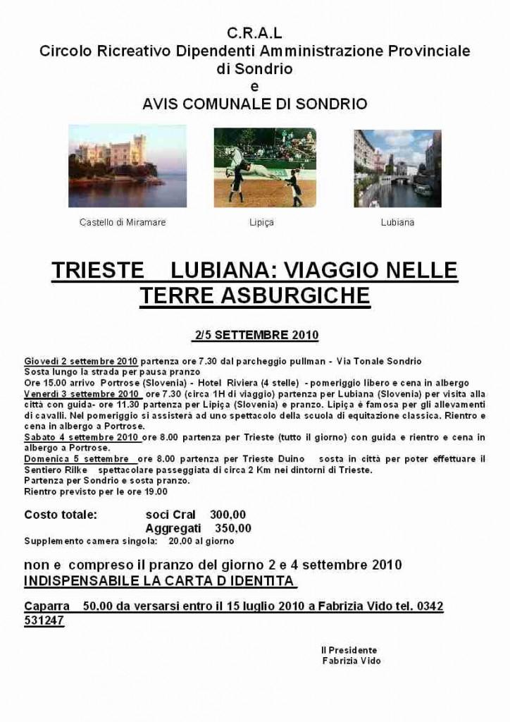 Trieste e dintorni